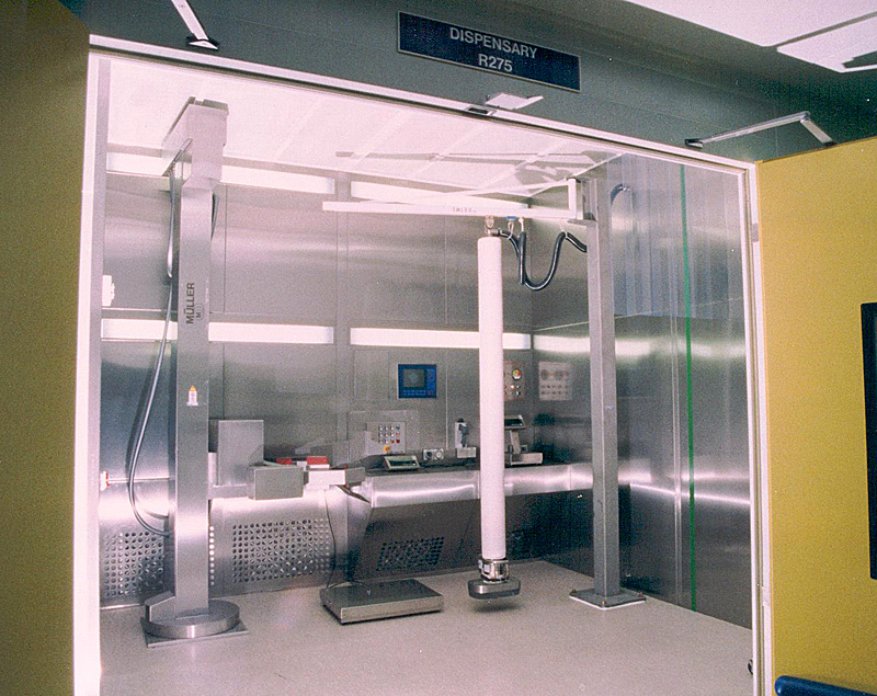 Clearsphere Containment Products Bespoke And Standard