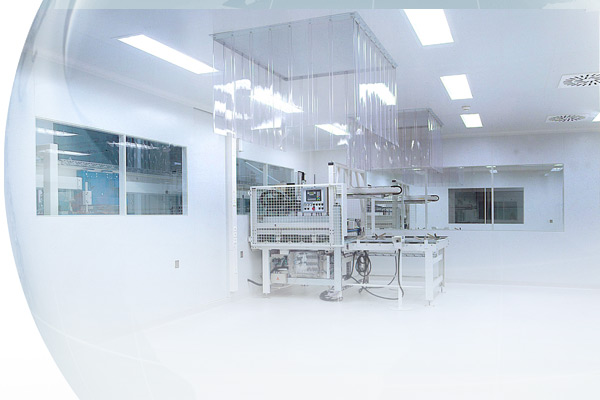 ClearSphere Products Clean and Sterile Room Containment